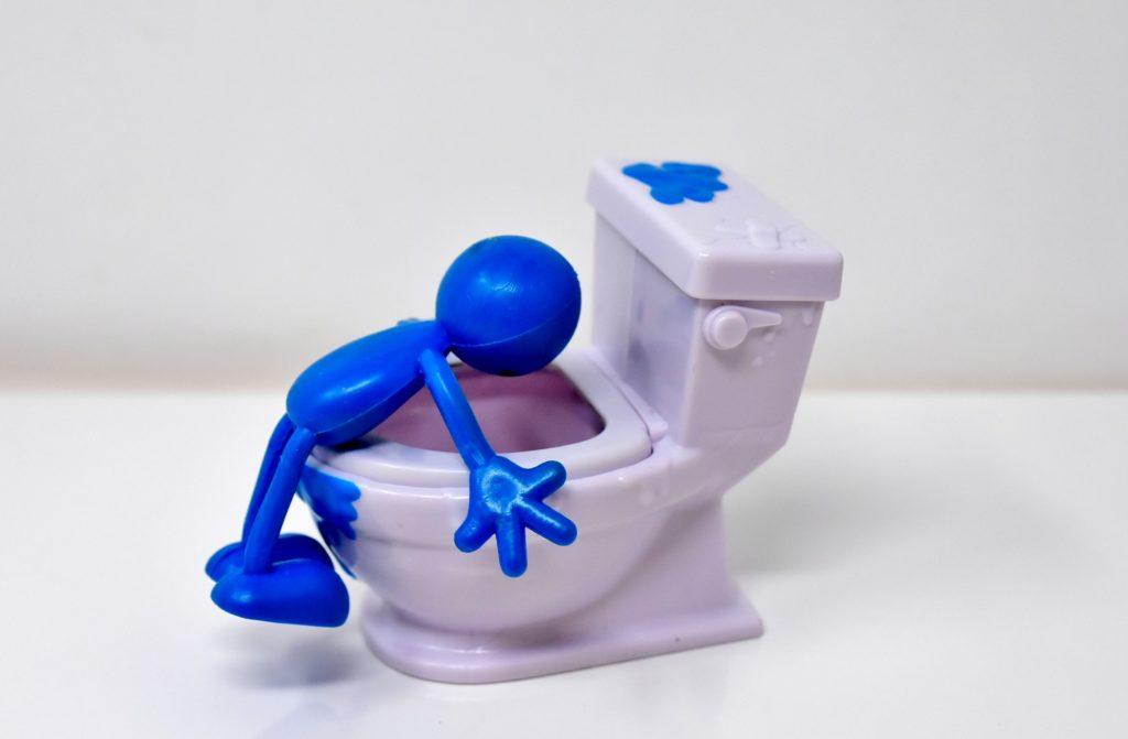 Toilette Spüung 1024x671 - Deckel runter!