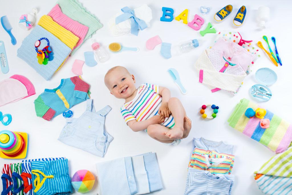 shutterstock 418461847 1024x683 - Baby-Erstausstattung: Das solltest du zuhause haben, bevor das Baby kommt