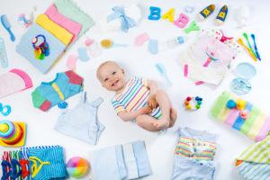 shutterstock 418461847 300x200 - Baby-Erstausstattung: Das solltest du zuhause haben, bevor das Baby kommt