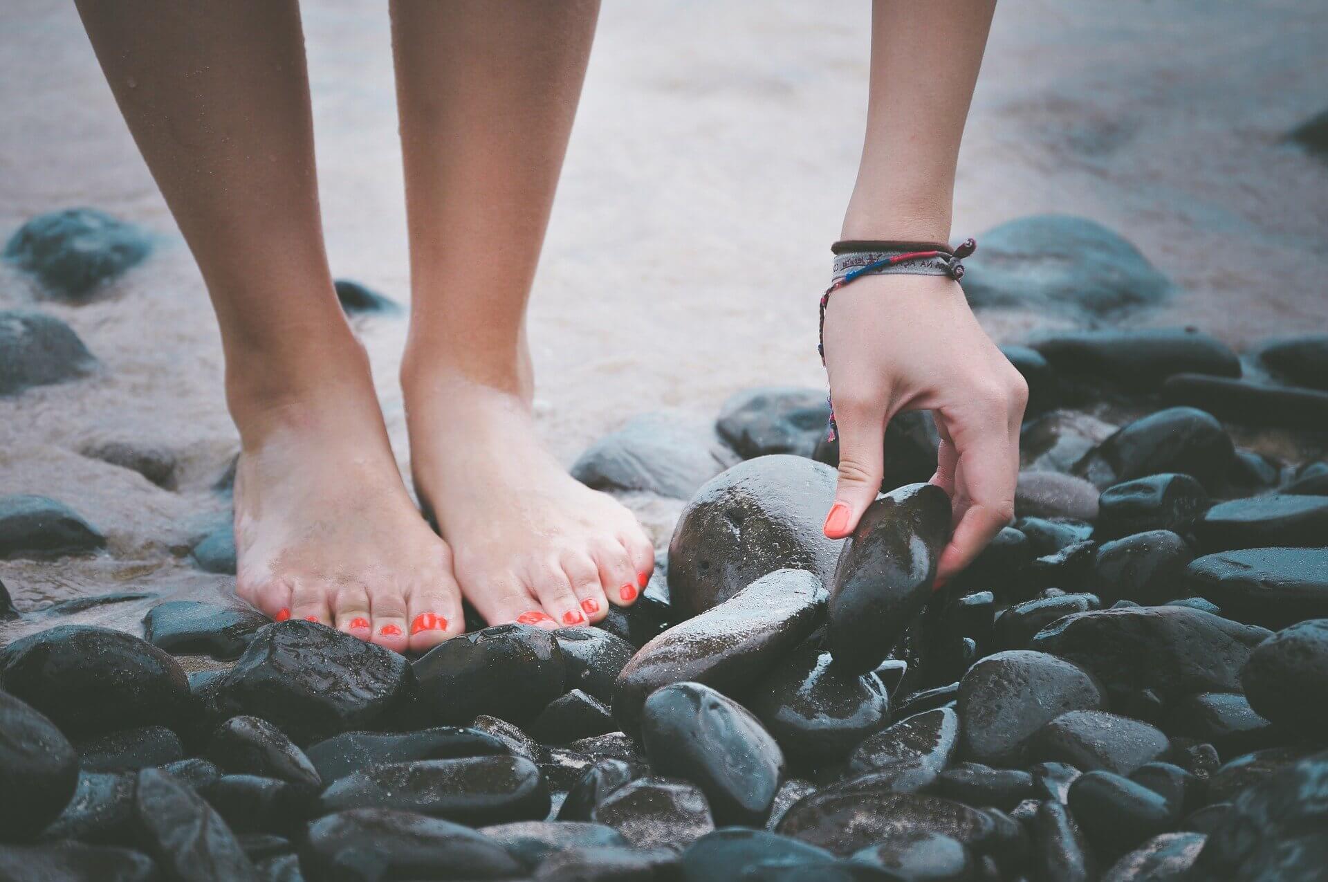 Hornhaut hat keine Auswirkung auf Gefühl im Fuß - Hornhaut hat keine Auswirkung auf Gefühl im Fuß