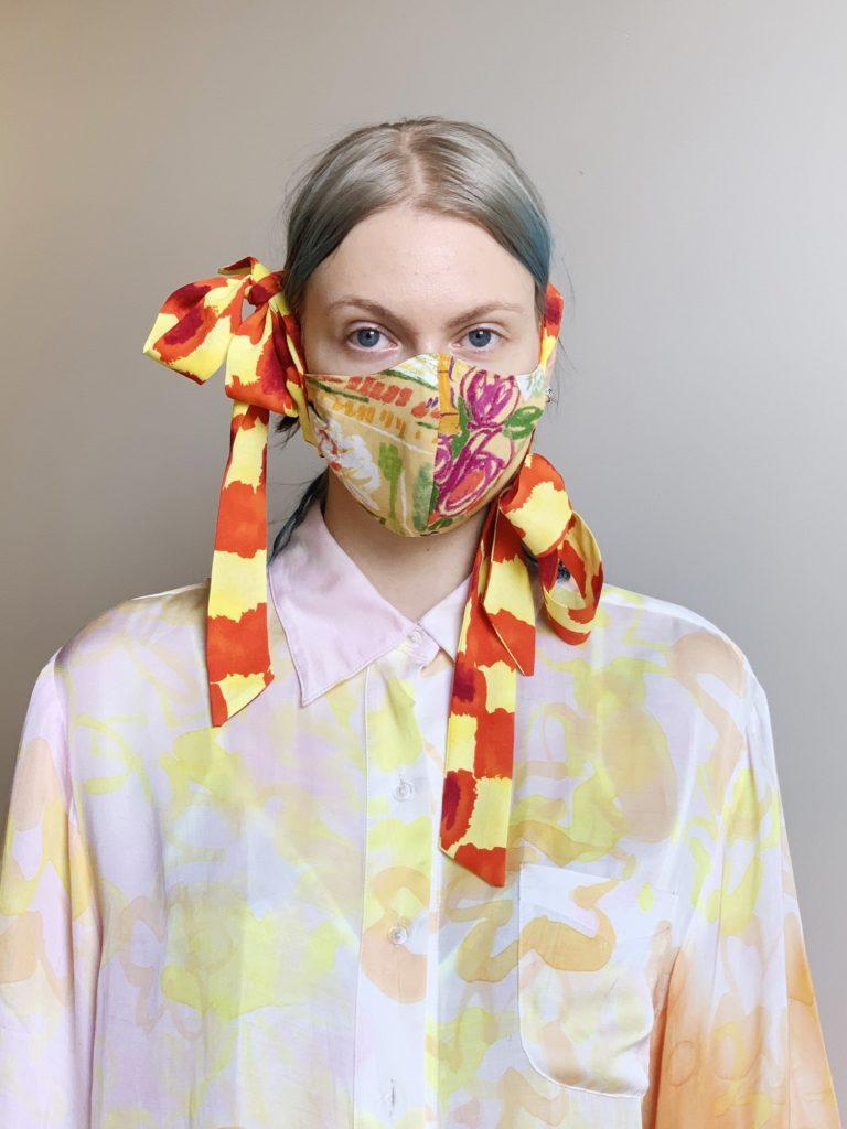 Designer-Maske